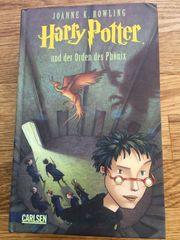 Verkaufe Buch Harry Potter