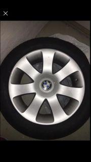 BMW 7er Original Winterreifen