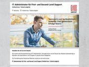 IT-Administrator für First- und Second-Level
