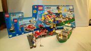 LEGO City Frachthafen