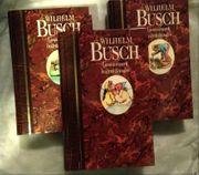 Wilhelm Busch Gesamtwerke in 3