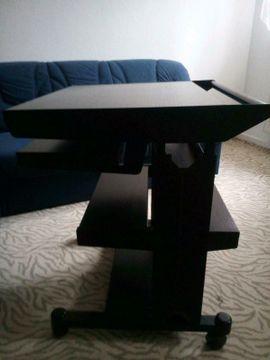 Computermöbel - PC-Tisch Euro H - höhenverstellbar Vielhauer