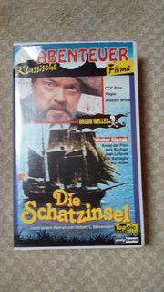 VHS Video Schatzinsel