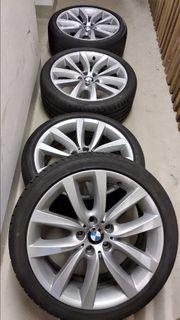 Alufelgen BMW Styling 331