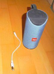 Tragbarer Bluetooth-Lautsprecher T G