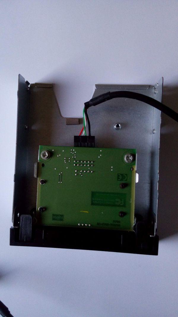 SmartCard Einschub Fujitsu - Kartenlese- und