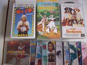VHSs Videos CD s