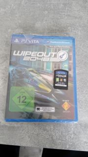 WipeOut 2048 PS Vita PSP