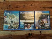 4 PS4 Spiele The Outer