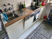 Nolte Einbauküche mit Backofen Ceranfeld