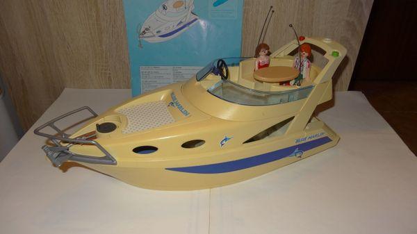 Verkaufe Playmobil Yacht Blue Merlin