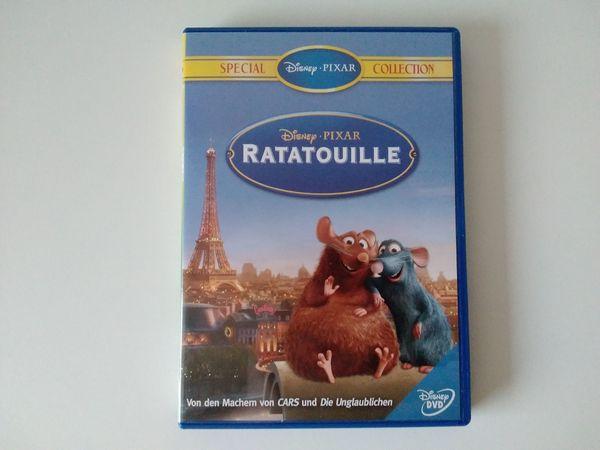 DVD - Disney Ratatouille 2007 Special