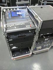 Yamaha LS-9 Lab Gruppen Tascam