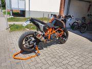 KTM Duke 690 Top gepflegt