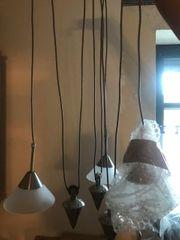 Schöne Pendelleuchte Lampe zu verkaufen