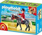 Playmobil 5110 Trakehner mit Box