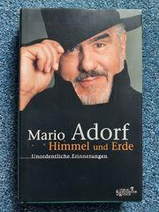Buch Mario Adorf Himmel und