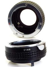 21 mm MACRO Zwischenring - für
