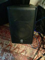 2 Yamaha DXR 10 je