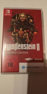 Wolfenstein 2 switch