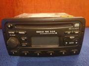 Autoradio mit CD Player