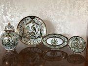 Handbemaltes Chinesisches Porzellan Set