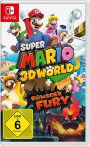 Super Mario 3D Wörld Switch