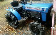 Iseki Traktor Schmalspur