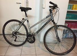 Damen-Fahrräder - Damenfahrrad Citybike