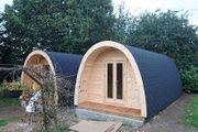 Camping Pod Isoliert L480cm NEU