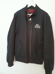 Lonsdale London Harrington Jacke 1mal