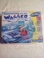 Experimentierkasten Galileo Experimente mit Wasser