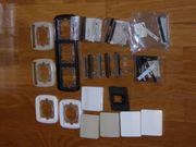 1 Paket Jung Schalter-Steckdosen-Abdeckungen topline