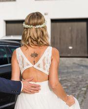Wunderschönes Brautkleid Modell 2019