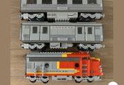 Lego Santa Fe Eisenbahn seltenes