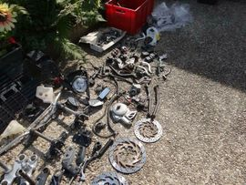 derbi senda xtreme 50 sm: Kleinanzeigen aus Wien - Rubrik Motorrad-, Roller-Teile