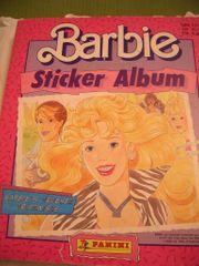 Barbie Sticker Album - Panini - 1989 -