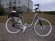 E-Bike Hollandrad Harbin Evegreen Elektrofahrrad