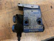 Festo IOS-3-1 8 Stößelventil IS-3-1