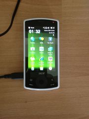 Smartphone acer be Touch E