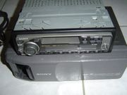 Sony AutoRadio MD CD Wechler