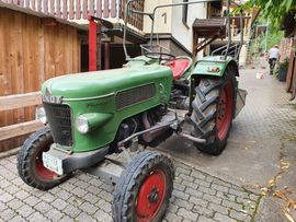 Fendt Farmer 2: Kleinanzeigen aus Erbach Schönnen - Rubrik Sonstige Nutzfahrzeuge