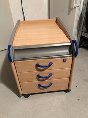 Schreibtisch Container von Moll