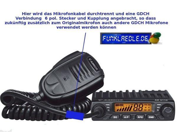 6 pol GDCH Umbau für