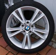 Alu-Räder 225 40 R18 - BMW