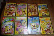 SpongeBob DVDs