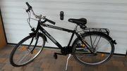 Herren City-Bike 28 schwarz NEUWERTIG