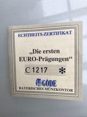 Deutschland 10 EURO 1998 Silber