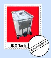 Greifen Sie zu rekonditionierten IBC