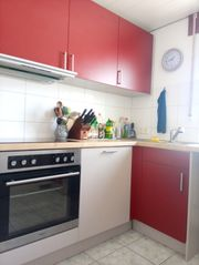 Küche komplett mit Geräten